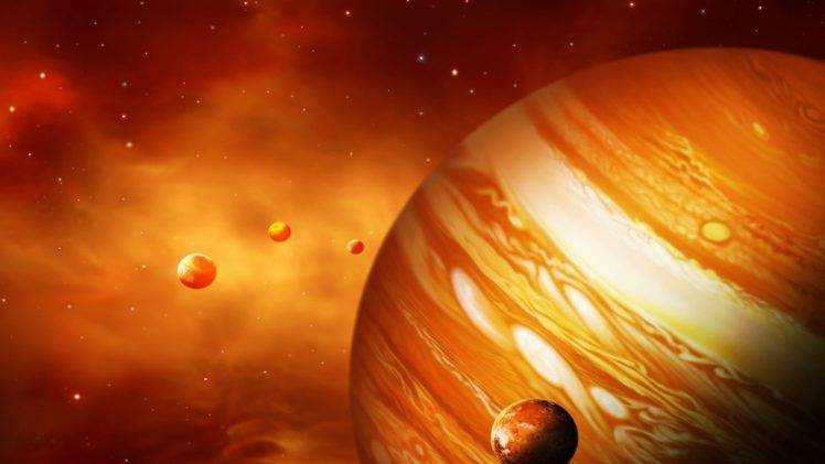 jupiter artwork wallpapers Unique space Jupiter Space Art Planet Wallpapers HD Desktop and Mobile